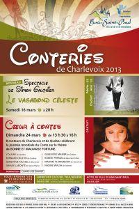 Affiche conteries 2013